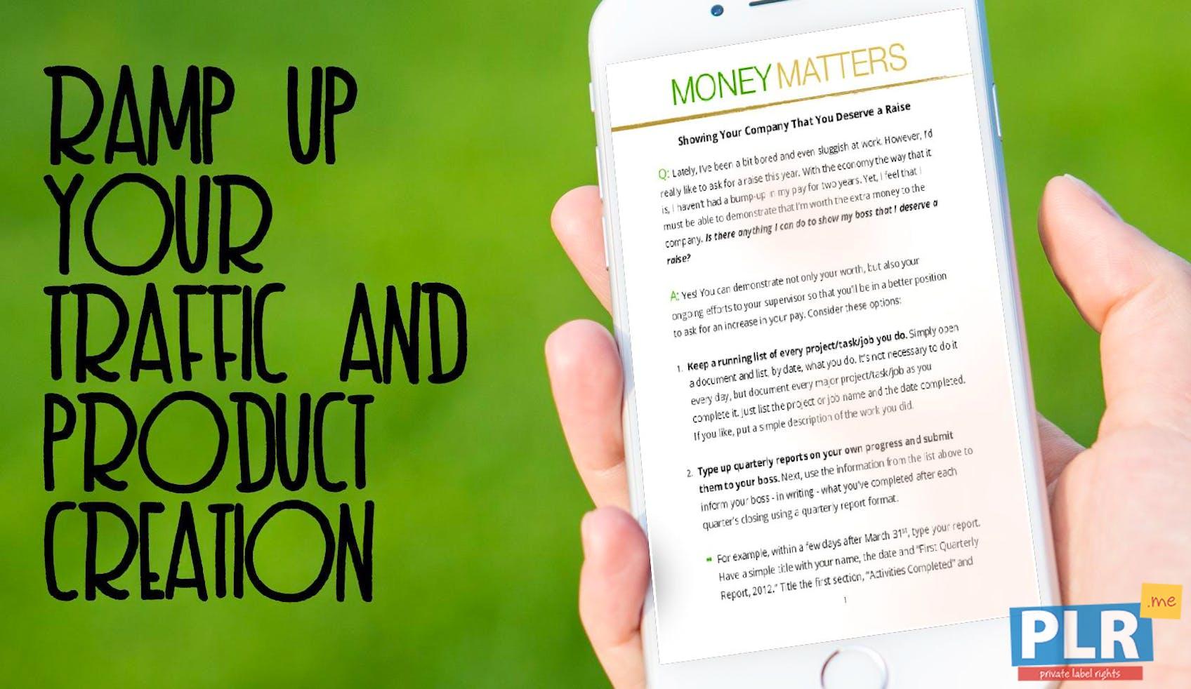 Money Matters Showing Your Company That You Deserve A Raise