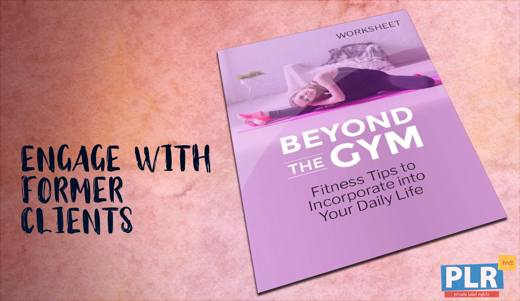 Beyond The Gym Fitness Tips To Incorporate Into Your Daily Life Worksheet