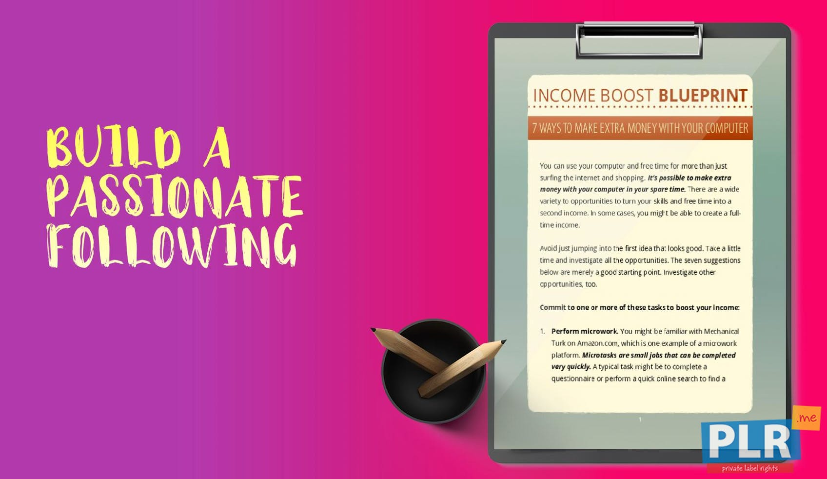Income Boost Blueprint 7 Ways To Make Extra Money With Your Computer