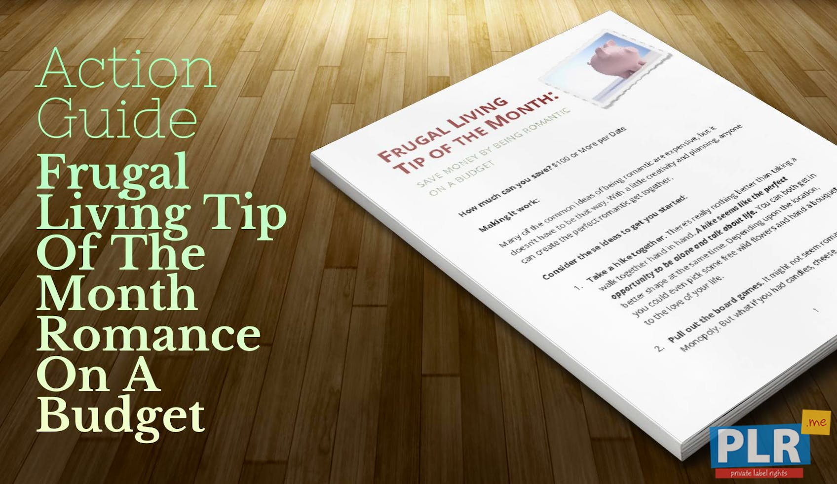 Frugal Living Tip Of The Month Romance On A Budget