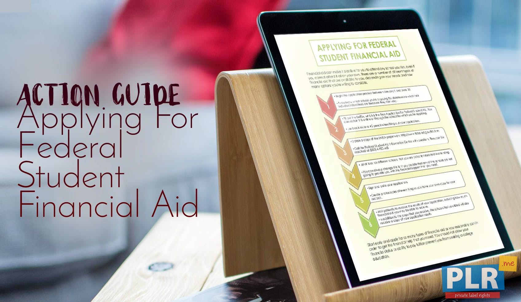 Applying For Federal Student Financial Aid