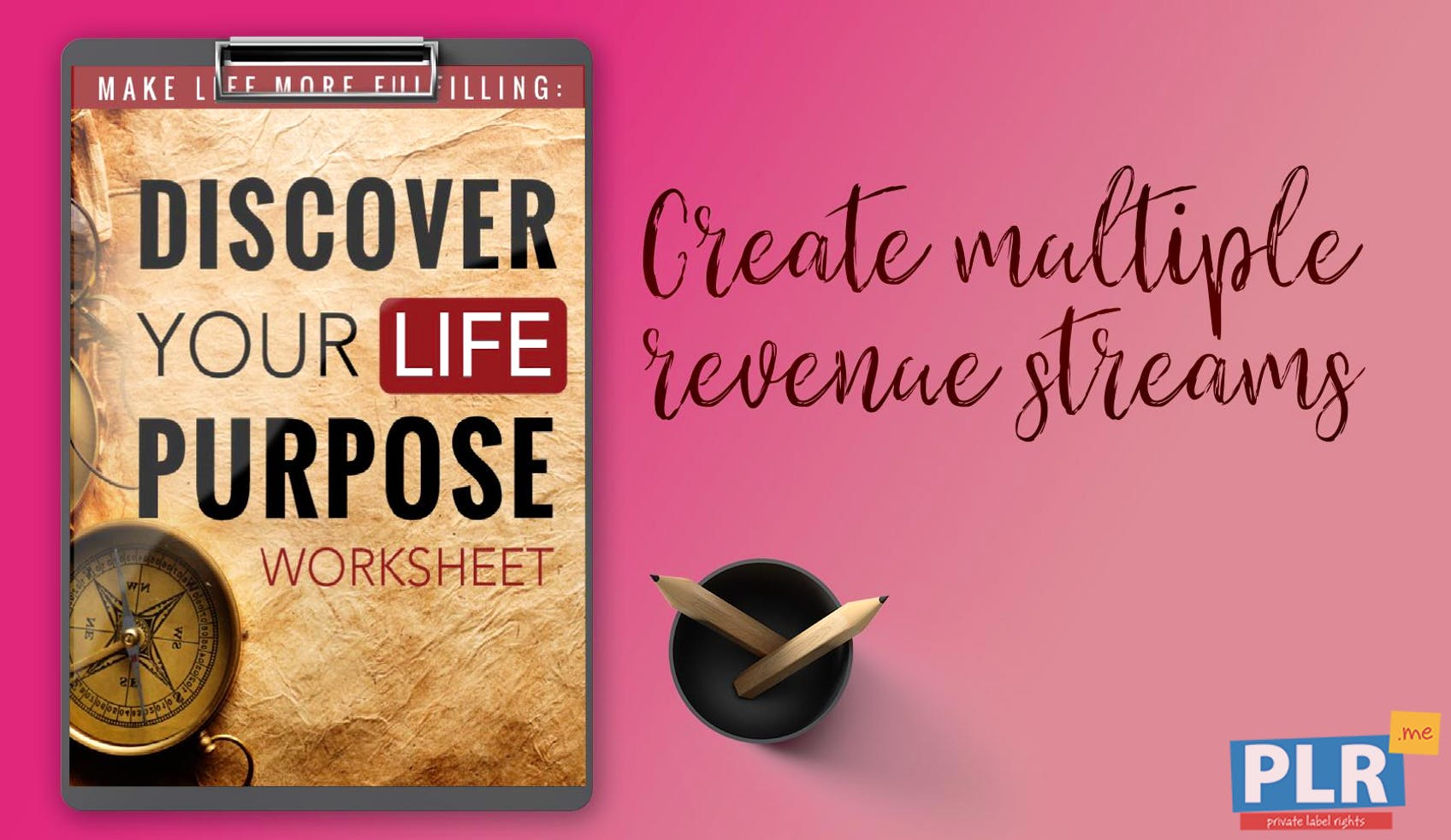Make Life More Fulfilling Discover Your Life Purpose Worksheet
