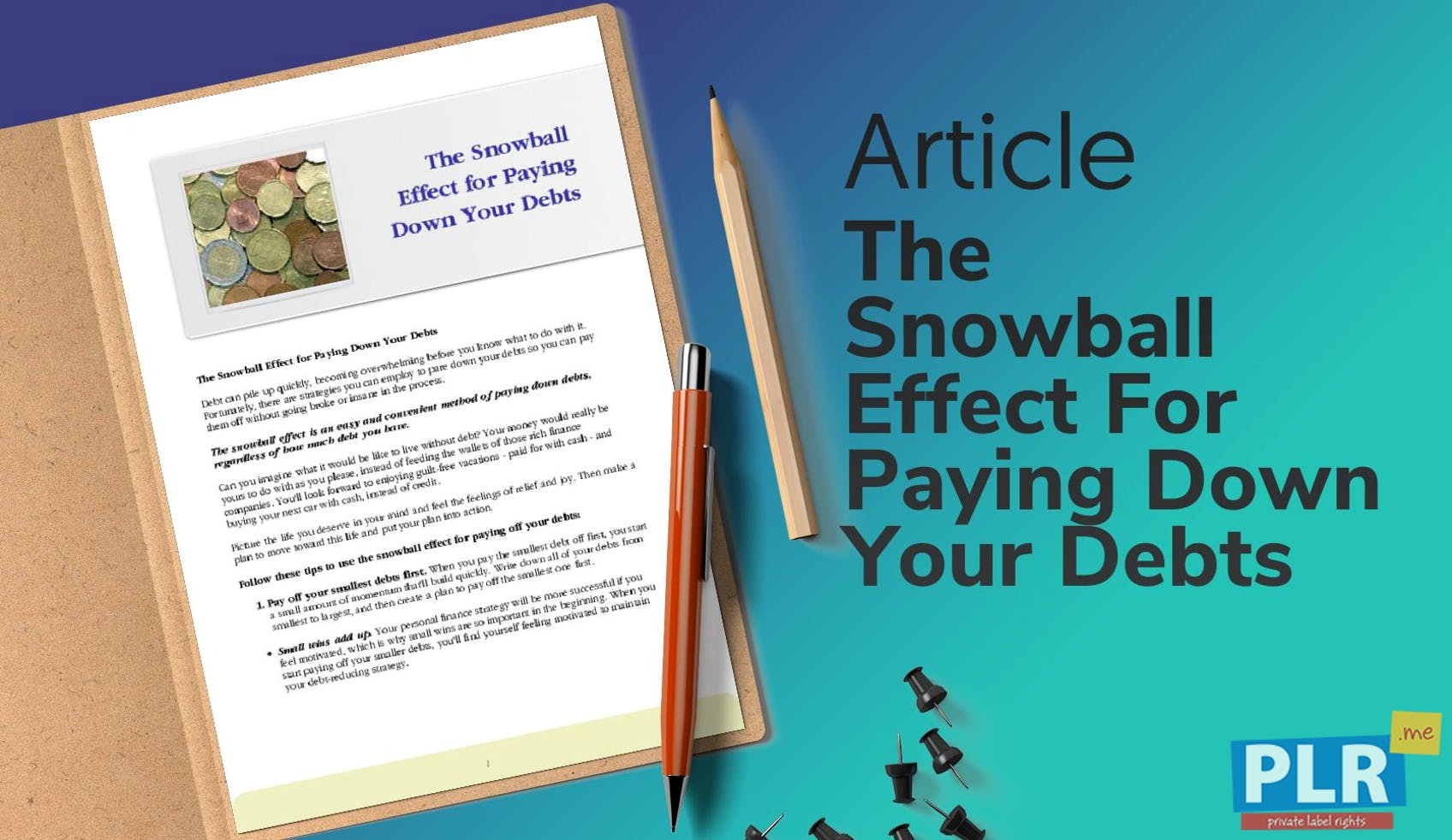 The Snowball Effect For Paying Down Your Debts