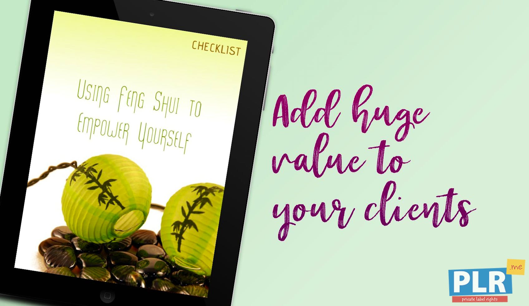 Using Feng Shui To Empower Yourself Checklist