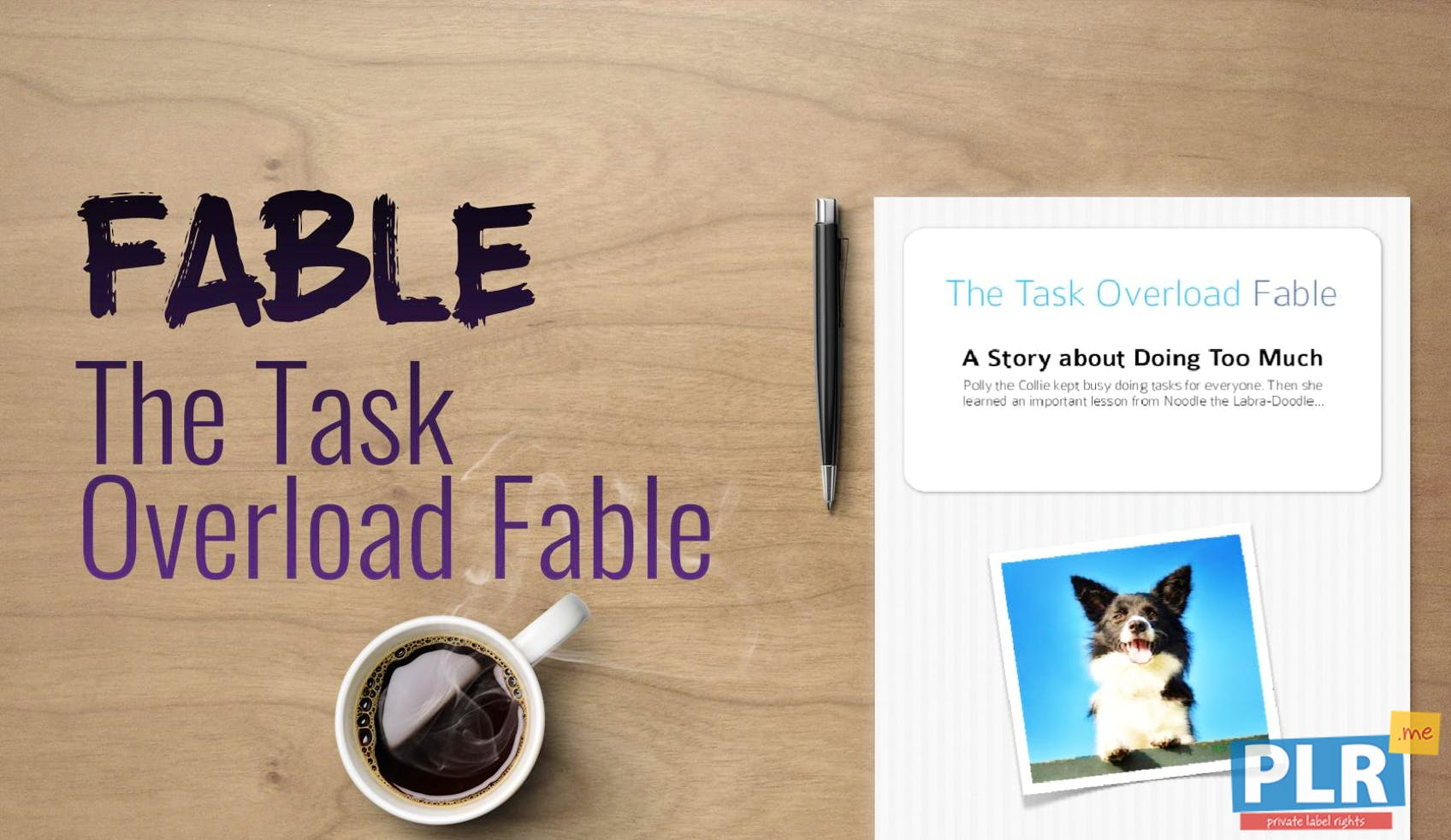 The Task Overload Fable