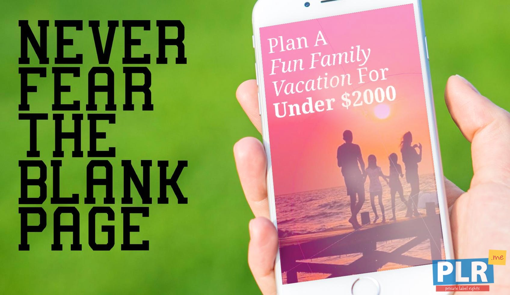 Plan A Fun Family Vacation For Under 2000
