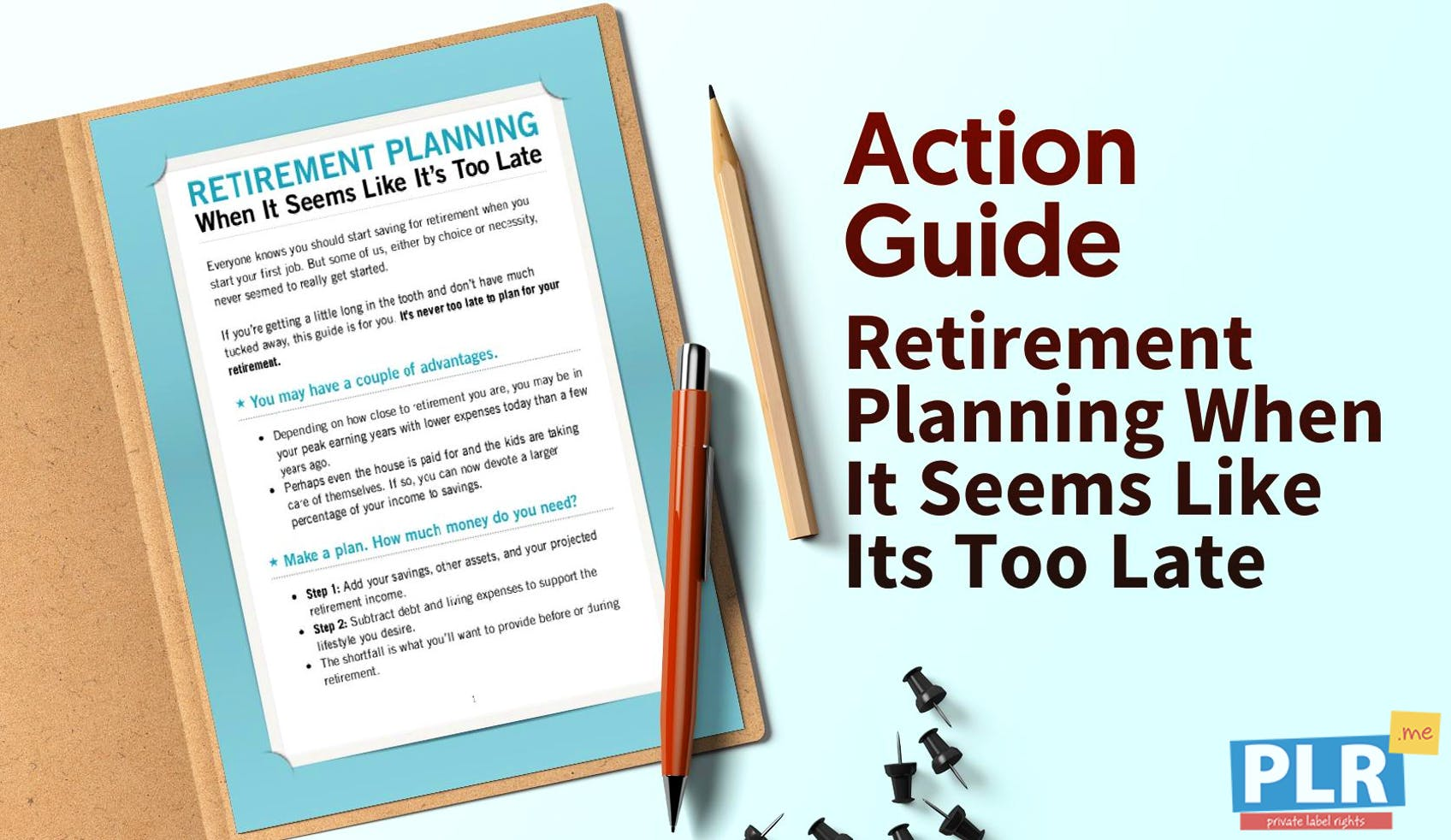 Retirement Planning When It Seems Like Its Too Late